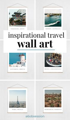 Travel wall art, travel printable, travel print, travel wall decor, i Work Travel, Asia Travel, Group Travel, Family Travel, Travel Advice, Travel Guides, Travel Articles, Travel Wall Decor, Goals And Objectives