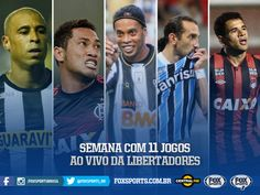 CLUBE DO TORCEDOR AUCON: FOX SPORTS / SEMANA DE LIBERTADORES 2014