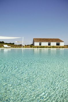Alentejo Region, The zero-entry swimming pool at Casa No Tempo. Hotels In Portugal, Places In Portugal, Visit Portugal, Portugal Travel, Algarve, Spas, Best Places To Live, Places To Visit, Places Around The World