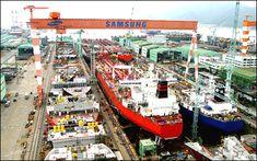 South Korean Ship Builders Receive Most Orders in Quarter 1 | Koogle TV