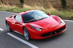 Ferrari 458 Monte Carlo, posible nombre para el nuevo Scuderia