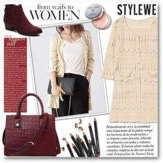StyleWe II/17 by tanja133 on Polyvore featuring moda, Unisa and Bobbi Brown…