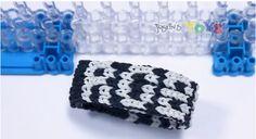 Justin's Toys custom name Rainbow Loom bracelet | Cool Mom Picks