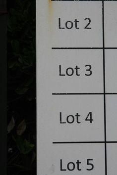 Wij hebben Lot 1