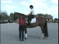 Jane Savoie and Ruth Poulsen's Dressage Tip for the Canter