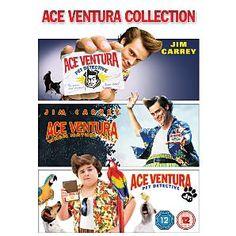 Ace Ventura Dvdt suomiteksteillä