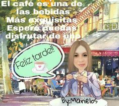 feliz tarde Facebook Sign Up, Happy, Good Morning Greetings, Be Nice, Caricature, Illustrations
