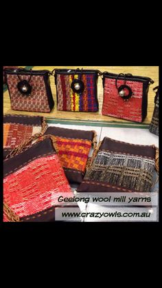 Deconstructed elegance, threads,fringing, married with a kaleidoscope of colours and textures... In store soon www.crazyowls.com.au