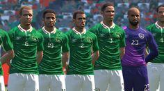 Ireland vs Mexico | International Friendly Match HD PC Gameplay PES 2017