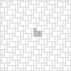 Del Conca Laying patterns - Nº 009 Mosaic Patterns, Bath Design, Mosaic Tiles, Master Bath, Tile Floor, Design Ideas, Texture, Mini, Crafts