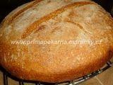 Chléb z remosky Vitamix Recipes, Bread, Pizza, Food, Brot, Essen, Baking, Meals, Breads