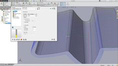SolidCAM Apply fillets