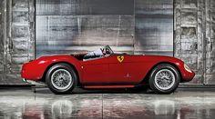 Classic Driver Marketplace Essentials: Classic Racing Cars - Ferrari 500 Mondial Pinin Farina Spider