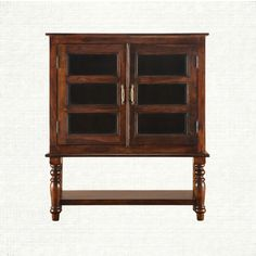 Upon entry into your foyer, kitchen or dining room—wherever you choose to place this piece—guests will marvel at the Arvada Hall Chest. Like the tabl