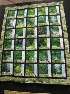 window quilt picture from full of soup