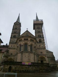 """""""Cathedral""""(Duomo), Bamberg Deutschland (Dicembre)"""