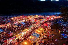 Japanese street food - Sagamihara fireworks