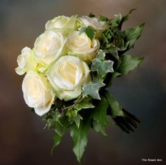 The Flower Den - Bridal Creams/whites:: - flowers, wedding flowers, flowers ennis, flowers clare, ennis florist, bridal weddings events functions