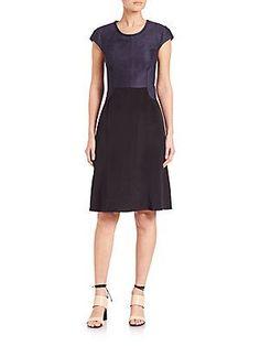 3.1 Phillip Lim Two-Tone Dress
