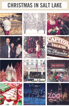 | Best Things to do in Salt Lake City at Christmas |