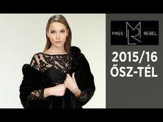 Miss Rebel 2015/16 őszi-téli kollekció a Trend2-ben