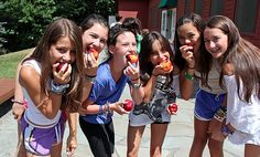 Six Ways For Counselors to Stay Healthy at Camp