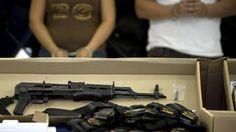 Grupo numeroso del narco-cartel de Sinaloa cae en redada combinada autoridades de Estados Unidos y Mexico