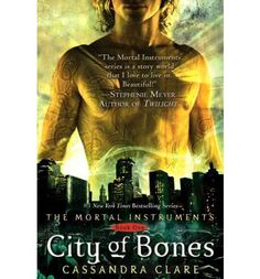 Mortal Instruments Series. Really good books!!!