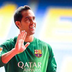 Barça: Bravo vivirá primeros días como jugador en Inglaterra