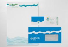 Ecotravel Design by Federico Rojas, via Behance