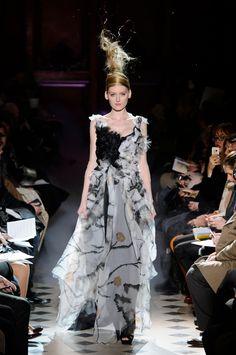 Défilé Franck Sorbier Printemps-été 2015 Haute couture -...
