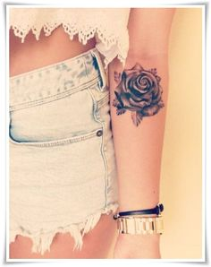 cool tattoo for girls - Google Search                                                                                                                                                      More