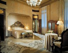 GroBartig Royal Suite At 5 Star Hotel: Bauer Il Palazzo. This Hotelu0027s Address Is: S.  Marco San Marco Venice 30124 And Have 82 Rooms