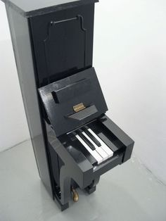 A Piano with Five Keys (Björn Perborg).