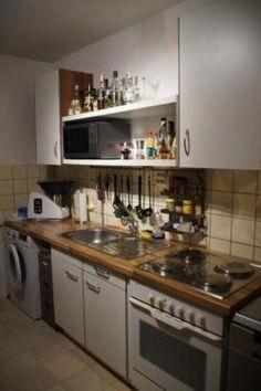 Einbauküche Wuppertal einbauküche mit ceranfeld geschirrspüler hängeschränken in
