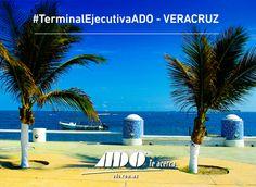 La #TerminalEjecutivaADO te lleva a Veracruz, un destino famoso por su cultura y hospitalidad. ¡Te esperamos!   #ADOteAcerca