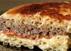 55 Ideas Recipes Crockpot Pasta Macaroni And Cheese Meat Recipes, Crockpot Recipes, Cooking Recipes, Cooking Bacon, Cheese Recipes, Chicken And Beans Recipe, Pasta Casserole, Russian Recipes, Yummy Appetizers
