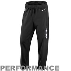 Nike Baltimore Ravens Fly Speed Performance Sideline Pants - Black dbfabf32f