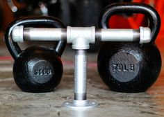 A quick, easy and very cheap way to throw kettlebell swings into your training immediately.