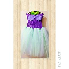 My little mermaid tutu Dres