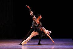 Cody Beaton and Fernando Sabino in Richmond Ballet Windows Act II