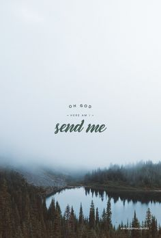 """""""Isaiah 6 (Here am I Send Me)"""" by Lindy Conant & The Circuit Riders // Phone screen format // Like us on Facebook www.facebook.com/worshipwallpapers // Follow us on Instagram @worshipwallpapers"""