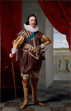 1628 Daniel Mytens - Charles I