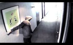 """The Art Series Hotels located in Melbourne Australia invited guests to """"Stay the night to steal the art"""". All forms of media were quick to gobble up the story and tell the world about the Stolen Banksy."""