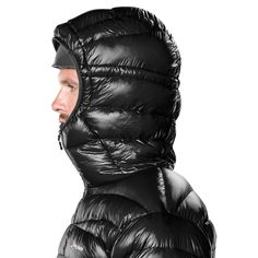 Cool Jackets, Winter Jackets, Nylons, Modern Mens Fashion, Mens Down Jacket, Body Map, Mens Trends, Downy, Modern Man
