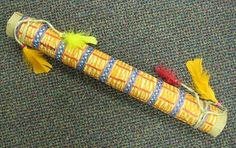 Your students will LOVE creating these colorful, authentic sounding rain sticks! Be sure to show students where Chile is located on a map or globe, and talk about its unique geography and weather!