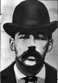 1893 World's Fair Serial Killer HH Holmes | Chicago World's Fair 1893