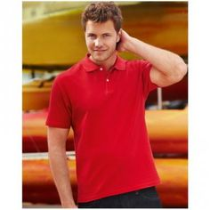 Printed Promotional Polo Shirt- Polo Shirt (Fruit of The Loom) Screen Stars Original Polo :: Clothing and Textiles :: Promo-Brand Merchandise :: Promotional Branded Merchandise Promotional Products l Promotional Items l Corporate Branding l Promotional Branded Merchandise Promotional Branded Products London