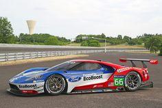 Ford GT volgend jaar in 24 uur Le Mans