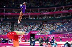 Vault: Gabby Douglas can FLY!